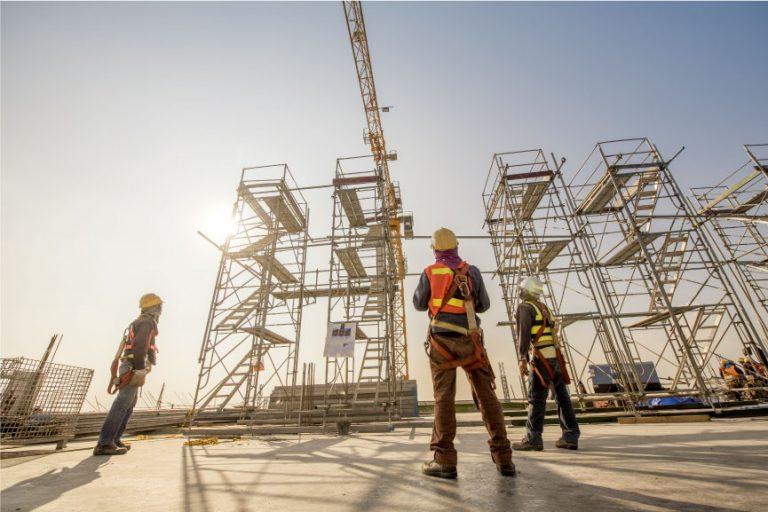 primeiro trimestre construção aumenta investimento