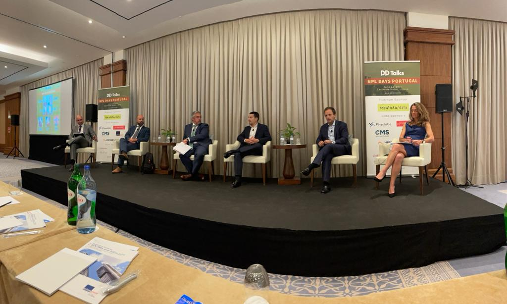 Evento DD Talks Asset Management NPL Mercado