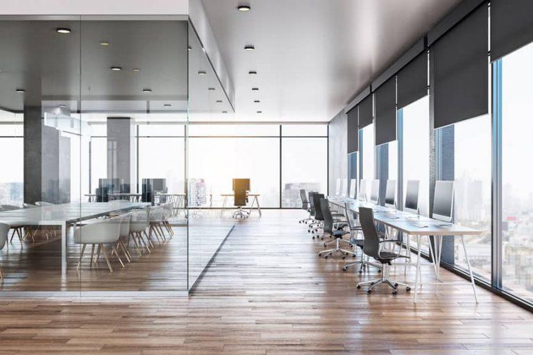 Escritórios Estabilizam Investimento Imobiliário Dispara Disponibilidade Baixa