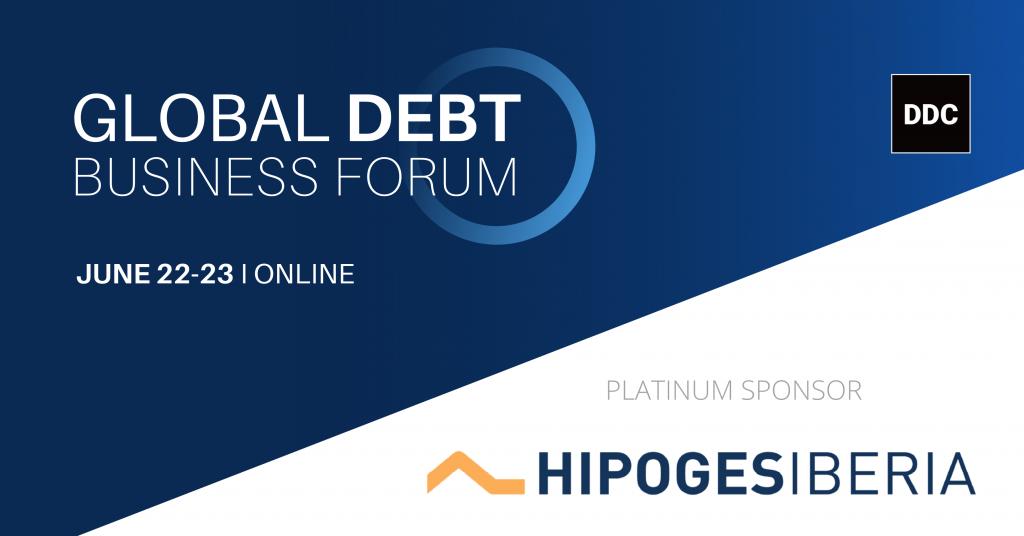Hipoges Event Global Debt Business sponsor