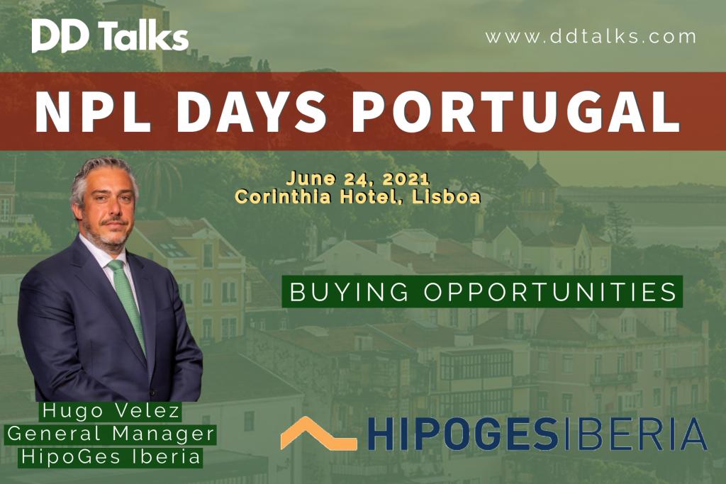 presencial Evento Hipoges Presente NPL Days Portugal