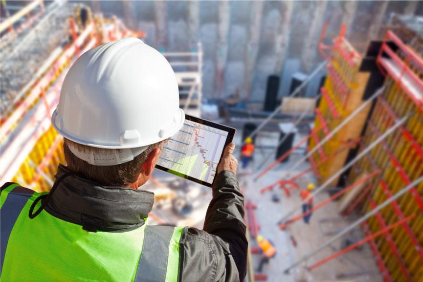 aumenta investimento construção dinamismo obras