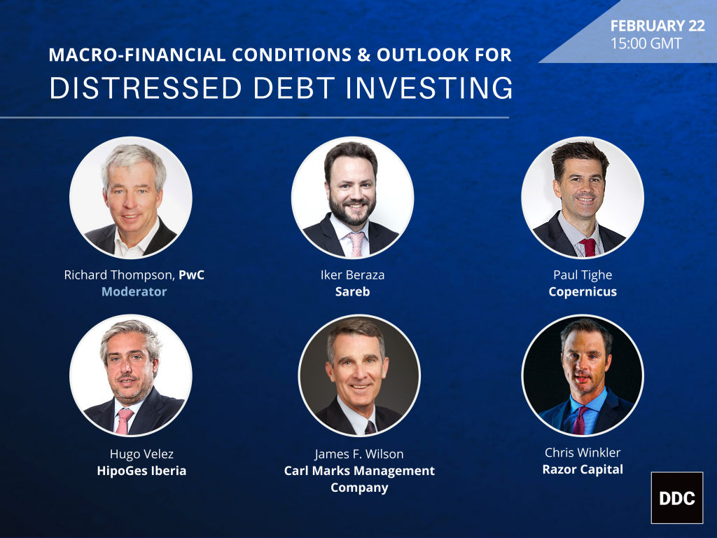 Inversion Mercado DDC Financial Evento