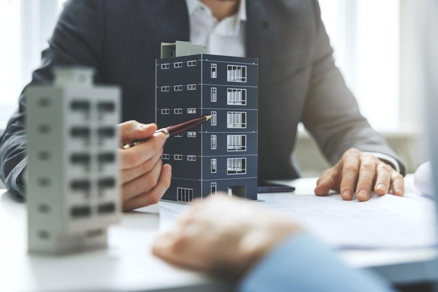mercado imobiliário confiança empresas