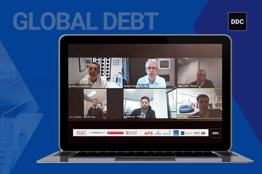 Debt Business NPL Event
