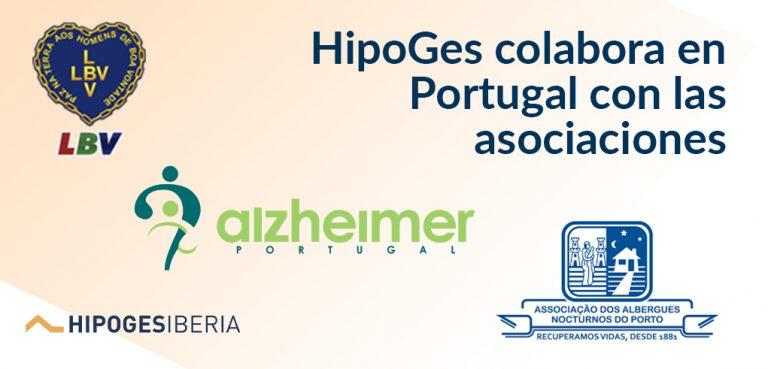 hipoges iniciativas responsabilidad social corporativa Portugal asociacion